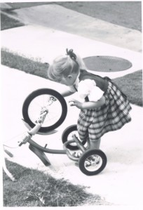 large paula toddler bicycle